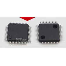 1PCS TAS3002PFB IC DIGITAL AUD PROCESSOR 48-TQFP TAS3002 3002 TAS3002P 3002P TAS